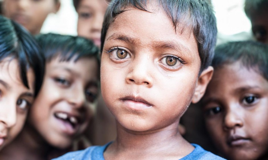 Jesus and the Rohingya Refugees