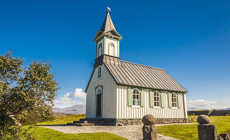 The Spiritually Self-Seeking Church