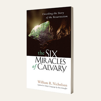 The Six Miracles of Calvary (Book)