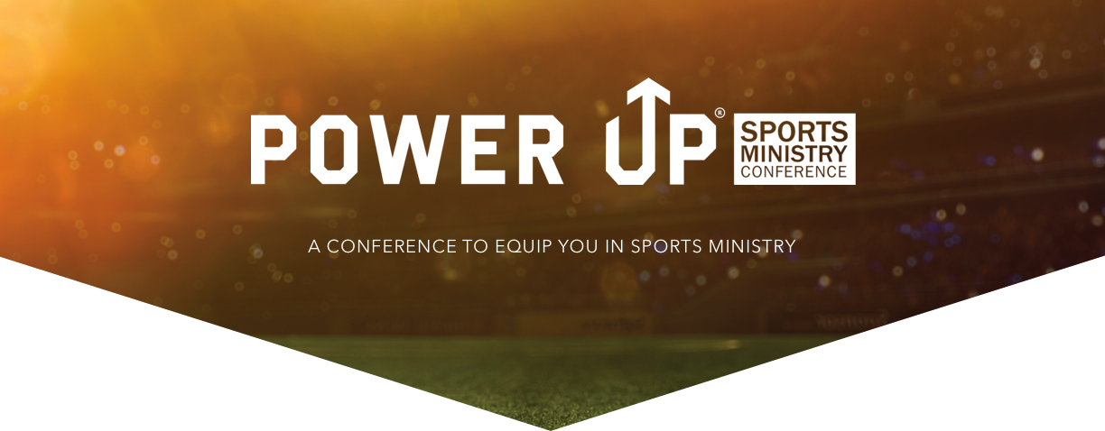 Power Up Sports Ministry Conference