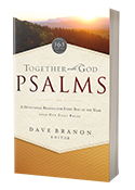 Together with God in the Psalms