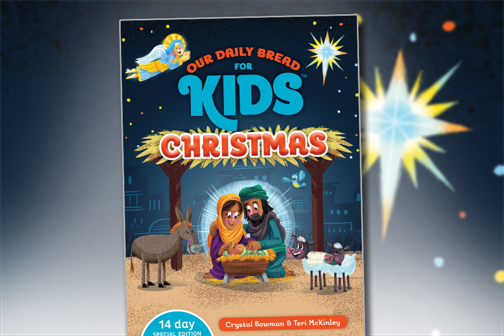 Our Daily Bread for Kids: Christmas Featured Image