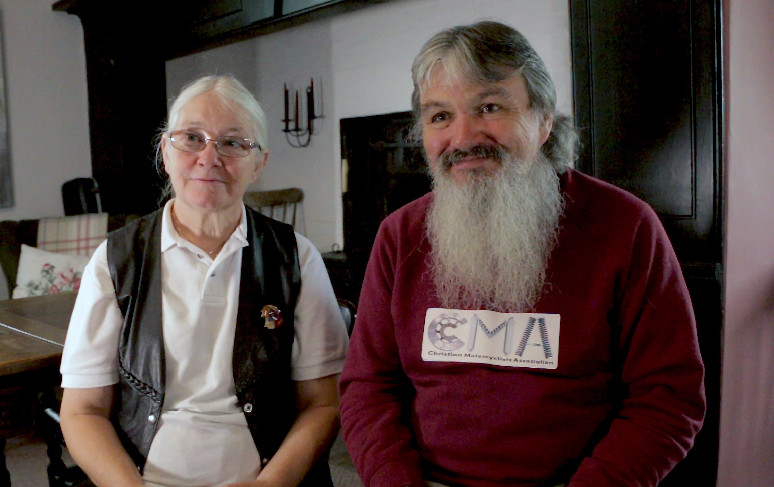 The Pilgrim: Frances and Fred's Story