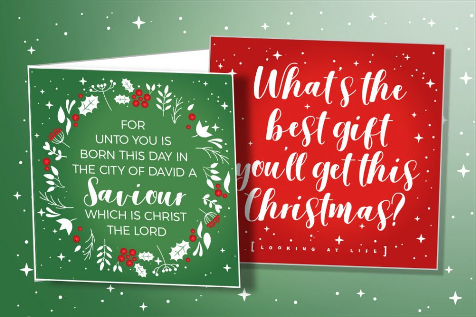Christmas card and outreach resource set | Our Daily Bread Ministries