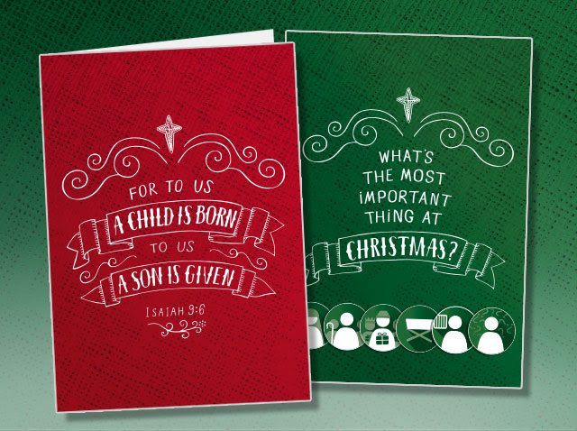 NEW: Christmas Card set Featured Image