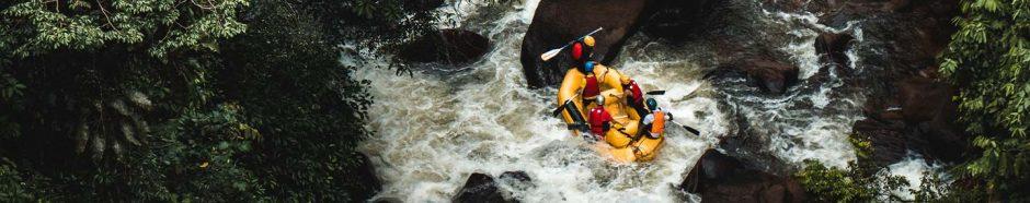 Navigating Life's Rapids